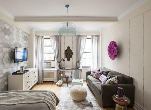 Những cách trang trí nội thất cho nhà phố diện tích nhỏ