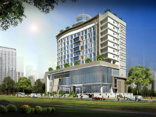 Thiết kế nội thất khách sạn với vẻ đẹp hiện đại, sang trọng và cao cấp