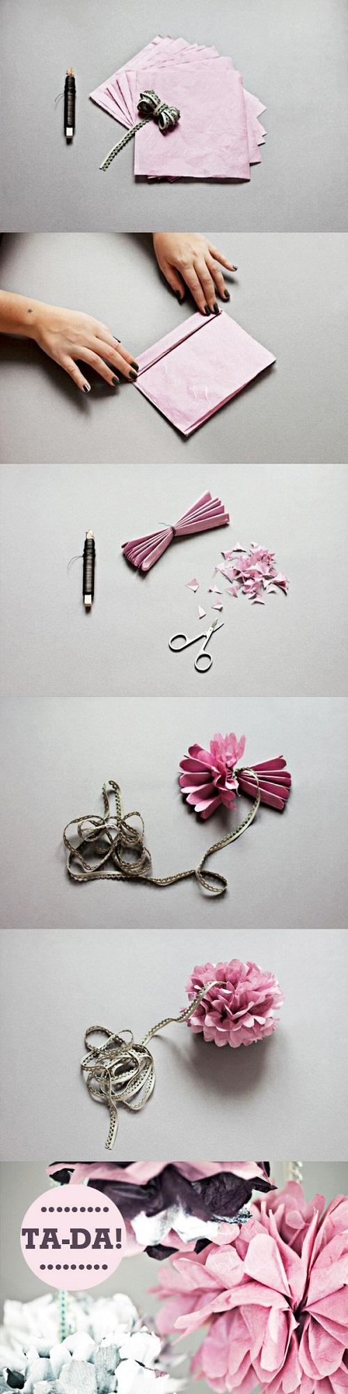 Top các mẫu hoa giấy cực xinh cho nhà bạn thêm ấm cúng