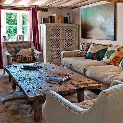 Trang trí nhà theo phong cách đồng quê