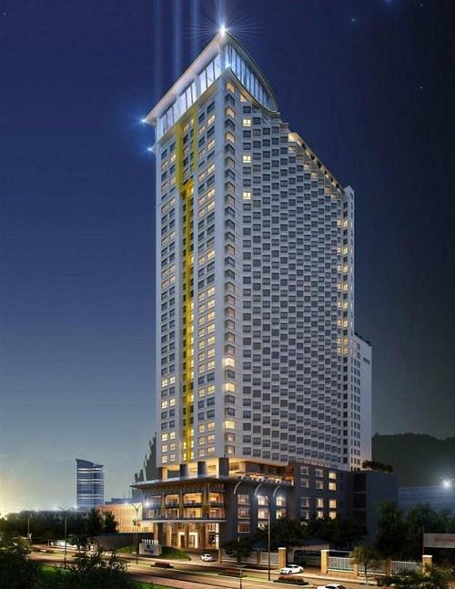 Mẫu thiết kế khách sạn 5 sao siêu ấn tượng