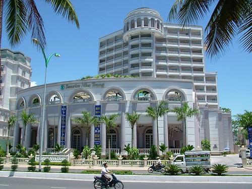 Những mẫu thiết kế khách sạn đẹp nhất tại Việt Nam