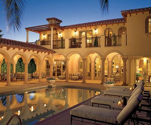 Thiết kế khách sạn mang phong cách châu Âu