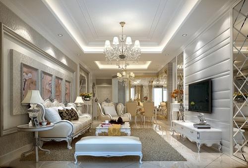 Thiết kế khách sạn theo phong cách tân cổ điển