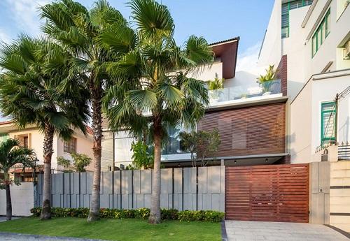 Thiết kế nội thất không gian biệt thự mở rộng đầy lộng lẫy