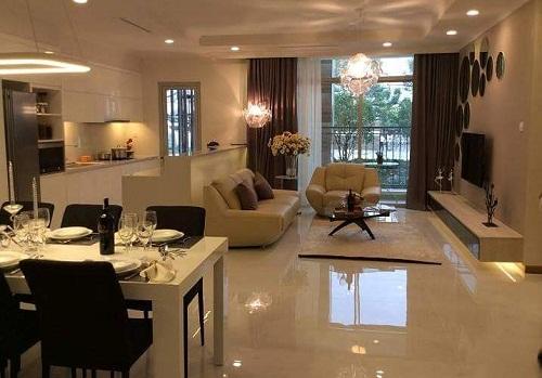 Mang đến phong các lãng mạn cho nội thất chung cư