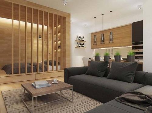 Phong cách thiết kế nội thất chung cư cho những gia đình trẻ.