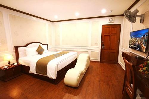 Cách thiết kế và bài trí cực kỳ đẹp mắt cho những khách sạn vừa và nhỏ