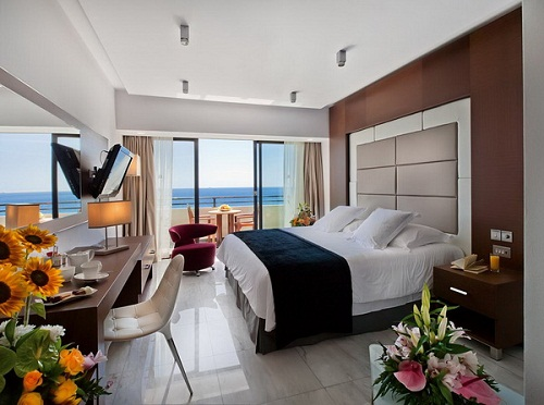 Những thiết kế phòng ngủ đẹp lộng lẫy trong khách sạn tuyệt đẹp