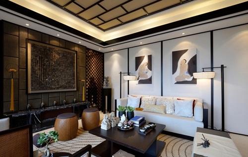 Phong cách thiết kế Á Đông làm nên vẻ đẹp của nội thất khách sạn