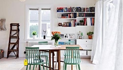 Nhà chung cư và các phong cách bày trí tuyệt vời