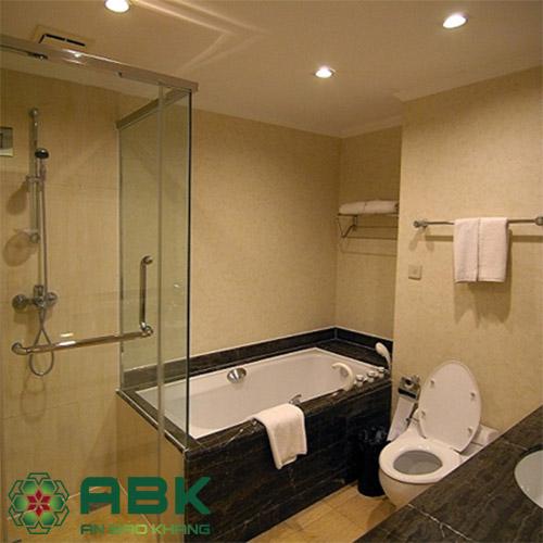 Bồn tắm xây là gì? Có nên dùng bồn tắm xây không?