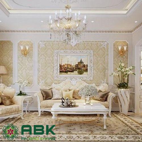 Nội thất tân cổ điển là gì? Đặc trưng của thiết kế nội thất cổ điển