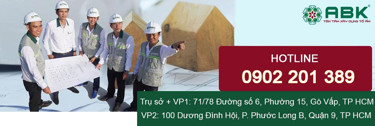 công ty xây dựng nhà cấp 4
