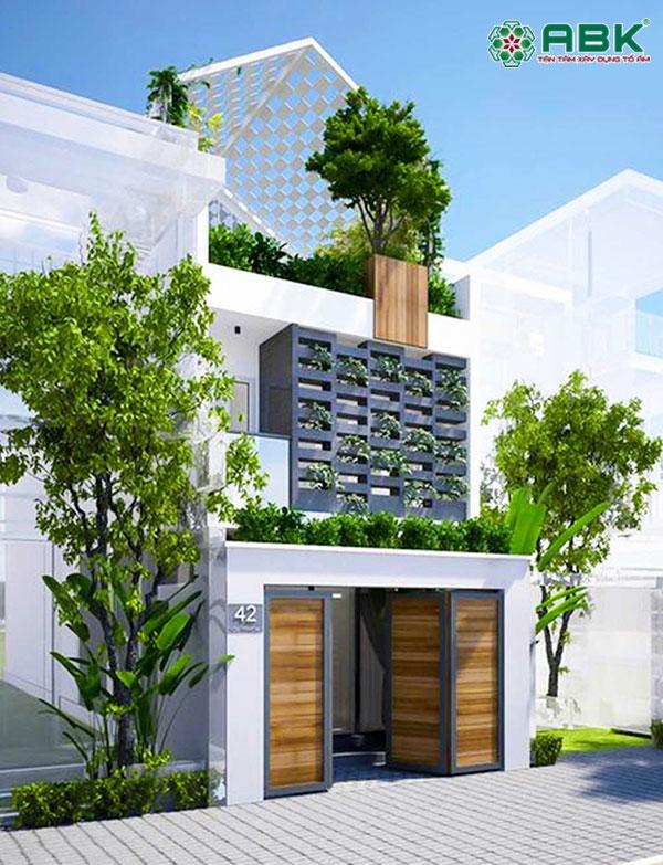 Tại sao kiến trúc hiện đại là lựa chọn ưa chuộng khi xây nhà phố